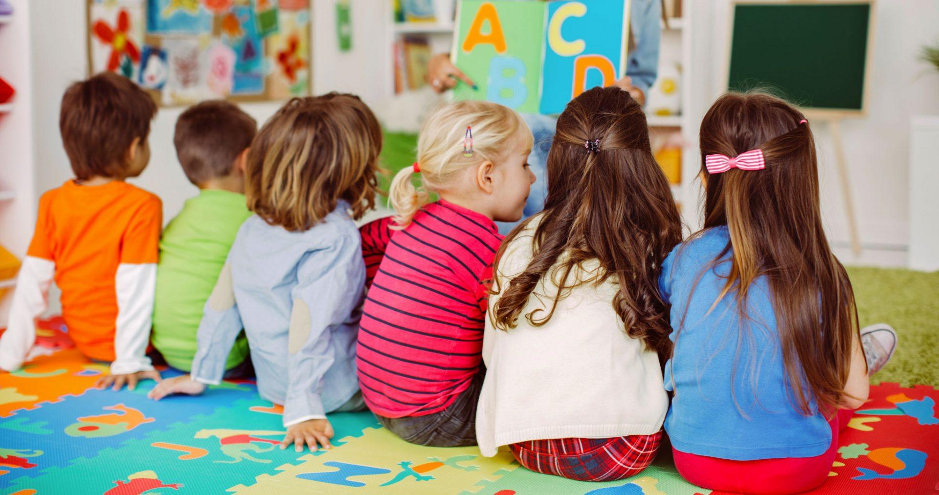 Sempre Meno Bambini Frequentano Le Scuole Dellinfanzia Openpolis