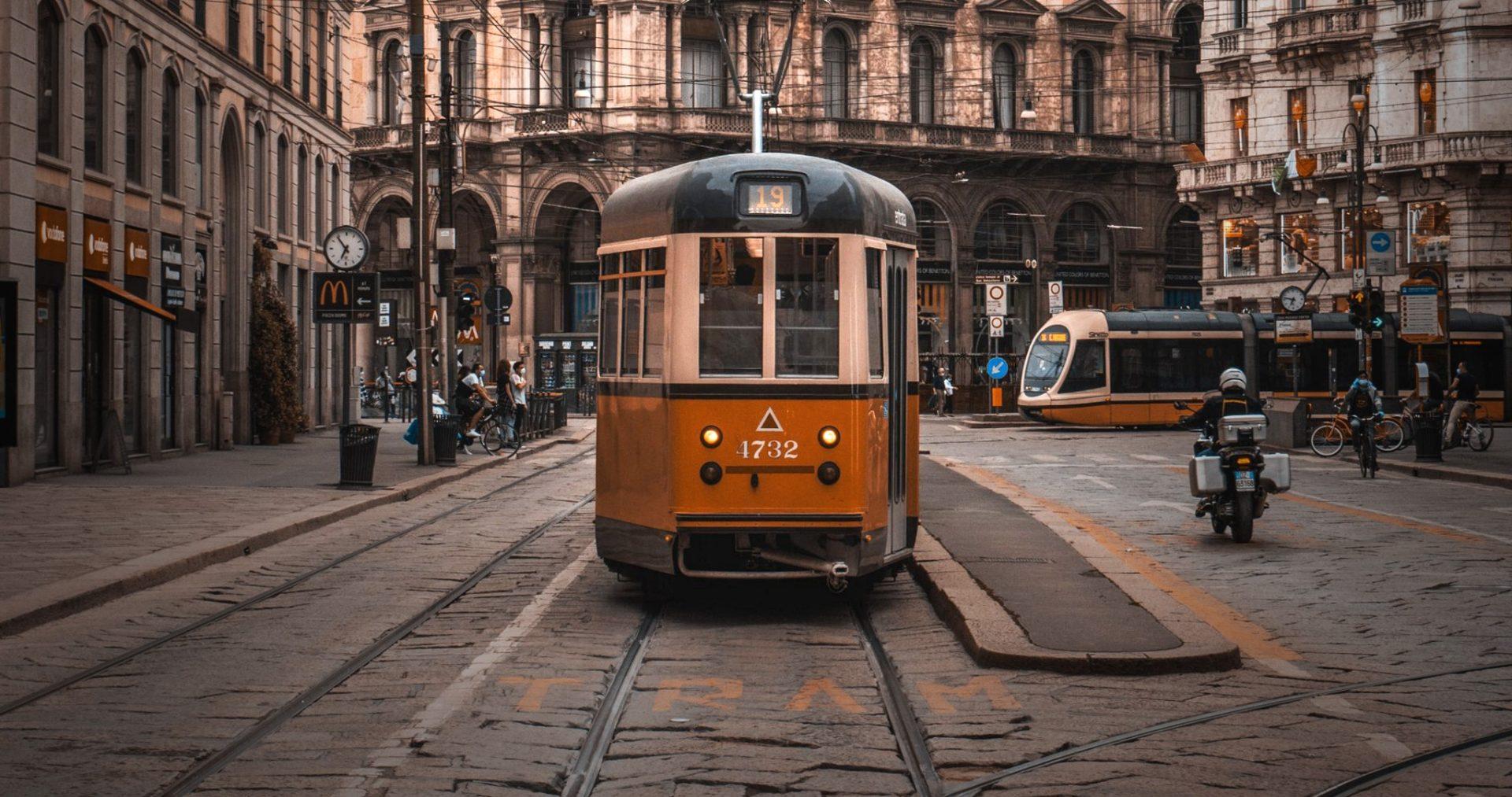 La spesa dei comuni per il trasporto pubblico locale