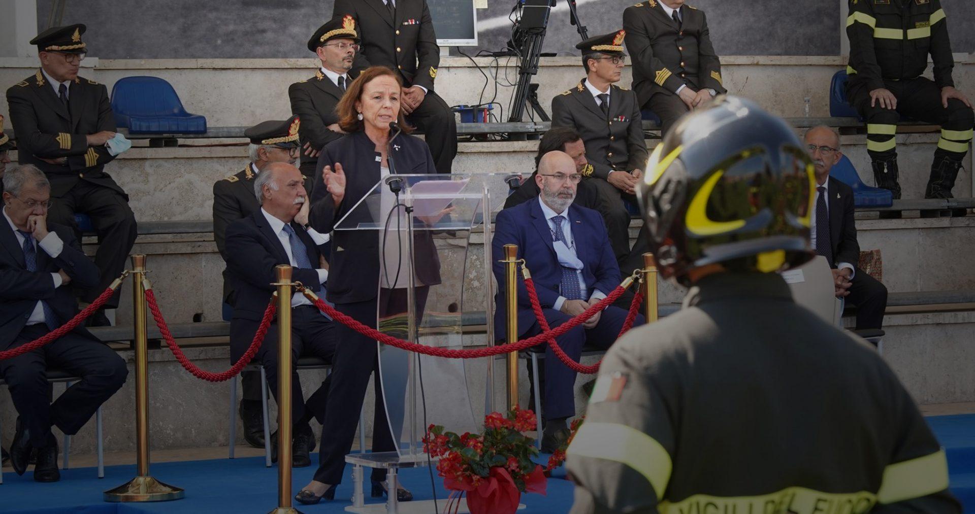 Il movimento dei prefetti e le nomine di Luciana Lamorgese